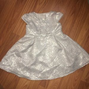 Just On You by Carter Silver Sparkle Dress